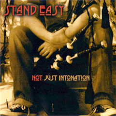 Not Just Intonation CD
